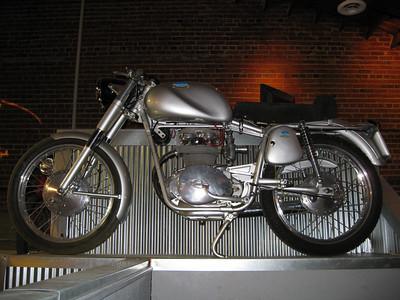 Jim Dillard's Vintage Moto Museum