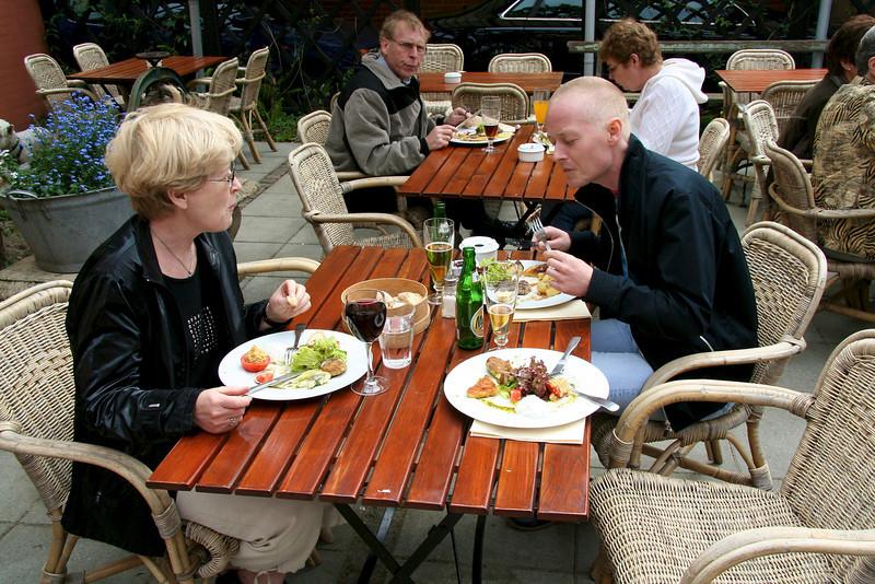 Silkeborg - 13. maj 2006 Vibeke Jessing og Søren Jessing Jespersen