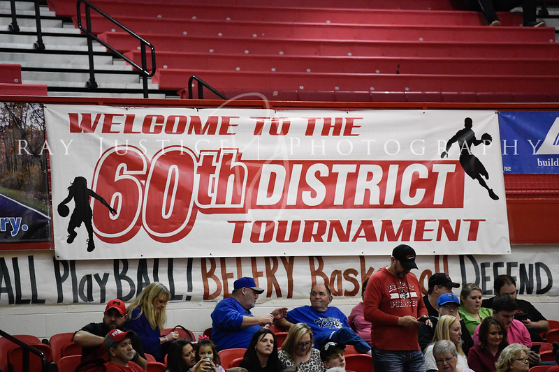 02/25/2020 60th District Basketball Tournament