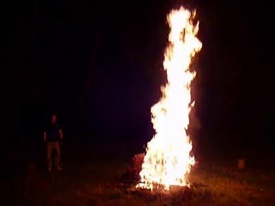 John Makes Fire