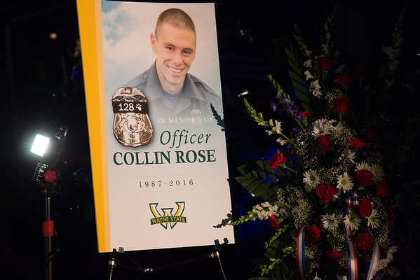 Tribute to Officer Collin Rose
