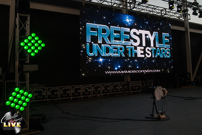 Freestyle Under the Stars