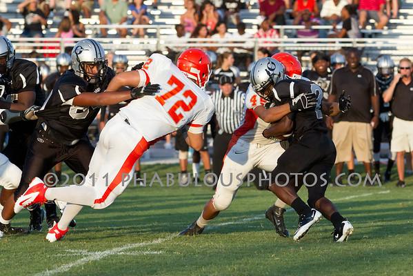 Boone Varsity Football #45 - 2011