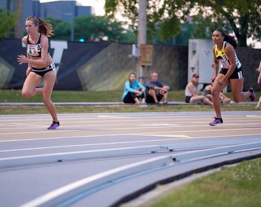 Women 600 meters