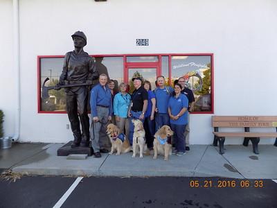2016-05-21-22 K-9 Wildland Firefighter Foundation - Boise, Idaho