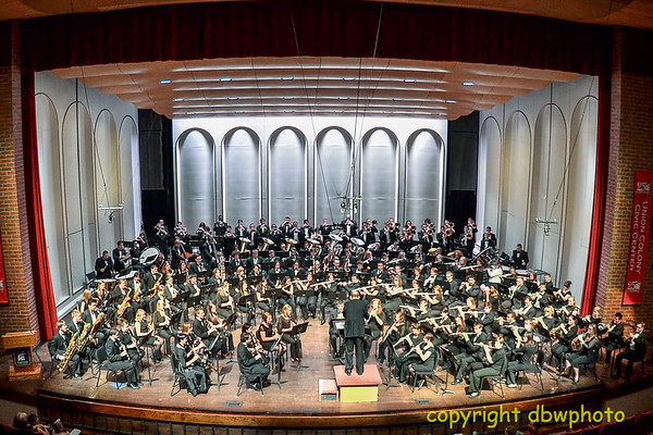 2014 All-State Band  Week-end