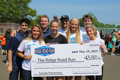 2019 - RIDGE ROAD RACE for Suicide Prevention - 5.19.19