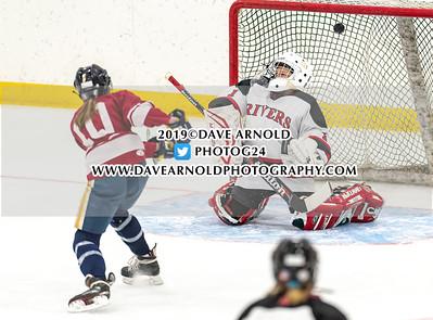 12/6/2019 - Girls Hockey (6,7,8th Grade) - Rivers vs Southfield