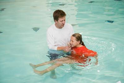 Baptism October 25, 2009