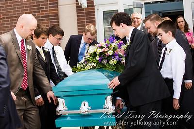 Celeste Poll Funeral