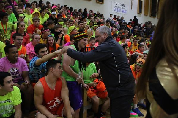Boys Basketball: Paul VI vs. St. John's