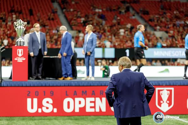 Atlanta United vs MNUFC - US Open Cup 2019