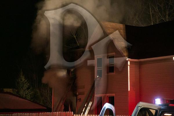 House Fire - Gates, NY 2/13/13