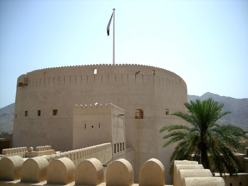 Nizwa Fort tower