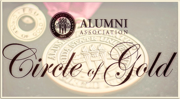 2016 Circle of Gold Spring Ceremony