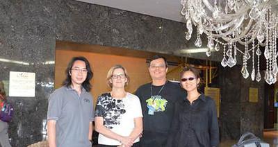 20121120 巴西伊瓜蘇GEO第九次大會