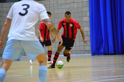 Futsal - Lincoln Red Imps FC 6 - 6 Glacis Utd