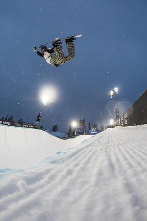 Canada Snowboard Halfpipe Team