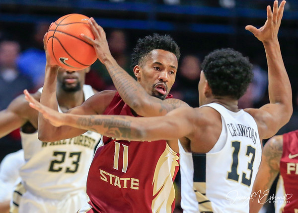 FSU vs Wake Forest - 01-31-2018
