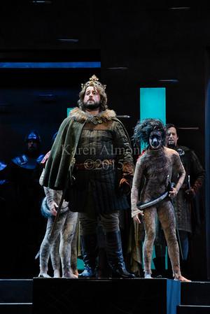 Macbeth First Dress