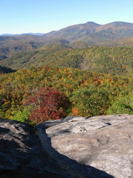 Looking Glass Rock -- West Cliffs