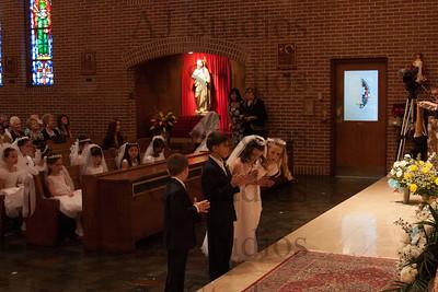 2013 Communion 1 PM Mass