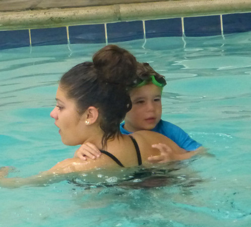 Bear's Swimming Lesson 3-23-13