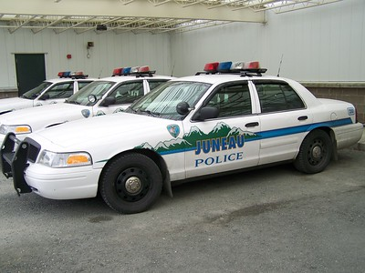Alaska Police Vehicles