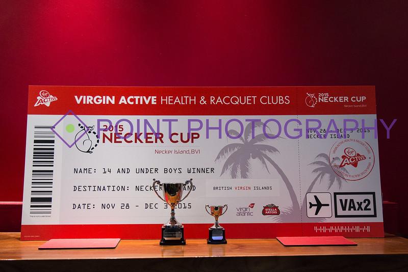 Virgin  Junior Necker Cup Oct'15