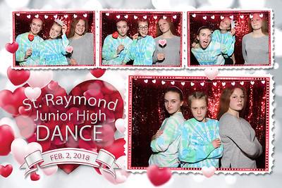 St. Raymond Winter Dance February 2, 2018