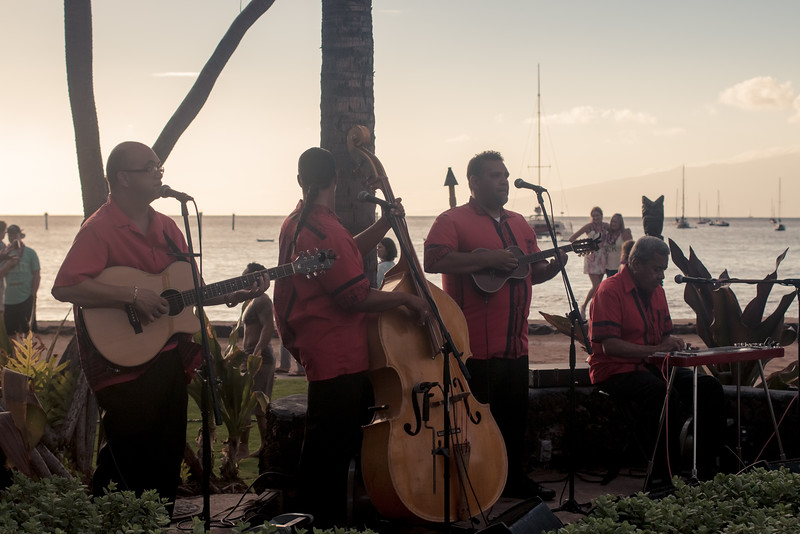 Maui, Day 2: At the Old Lahaina Luau!