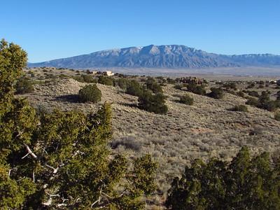 Mariposa Trails - Old Ranch-Highland Ridge-Blue Grama-Antlion Trails Hike  1-13-20
