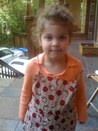 Hanna's 3rd birthday-2/7/09