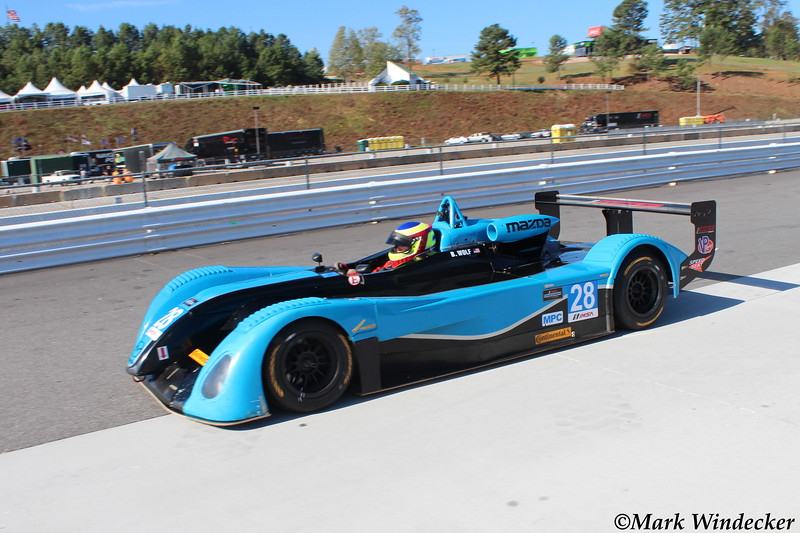 M. Bart Wolf Wolf Motorsports
