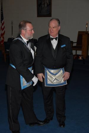 Wor. Richard Maggios Joseph Warren Medal