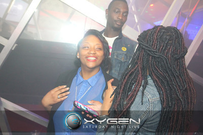 Celebrity Saturdays @ Oxygen *MACK WILDS LIVE March 29th