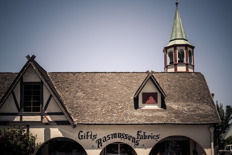 Downtown Solvang