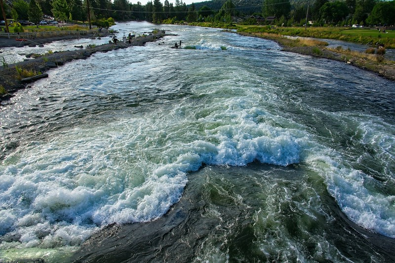 Bend Whitewater Park