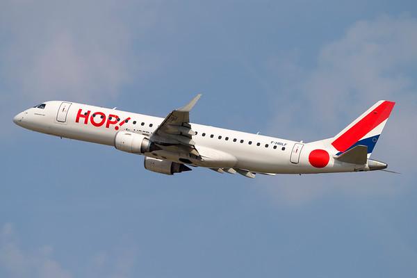 F-HBLF - Embraer 190