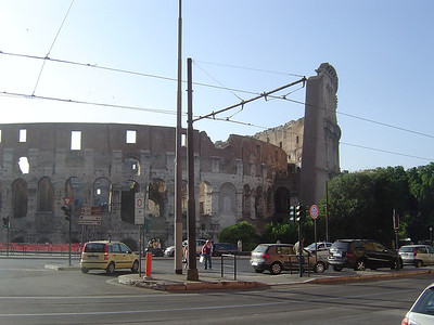 2009 - May Rome Scott's