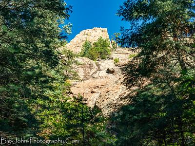 Pueblo Mountain Park, Beulah, Colorado August 2019
