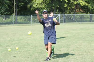 Coach Chastain