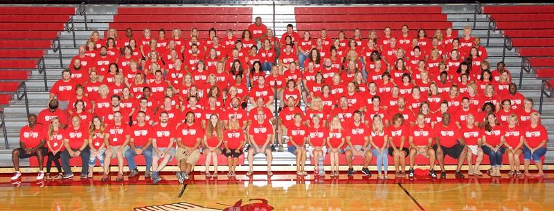 WAHS 2016 Faculty Photos