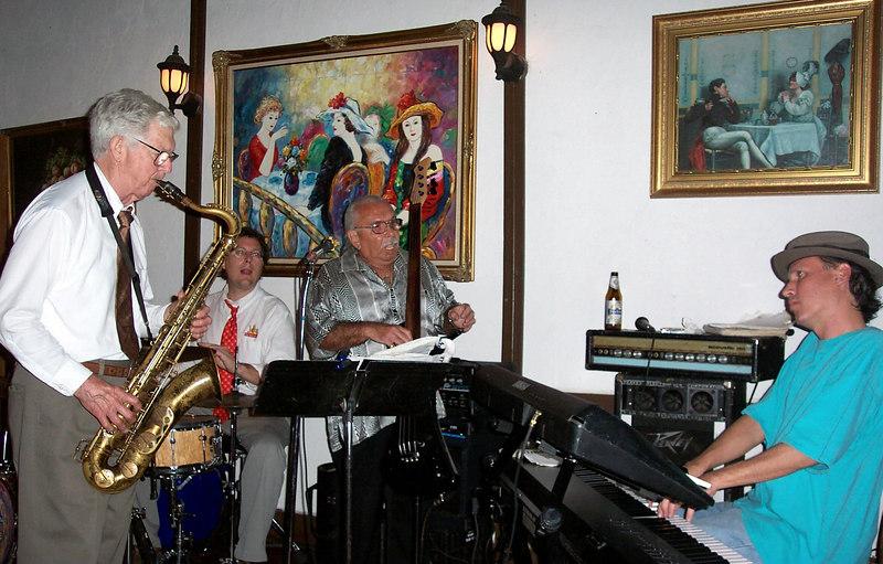 Lanjou with Jazzsrtream !