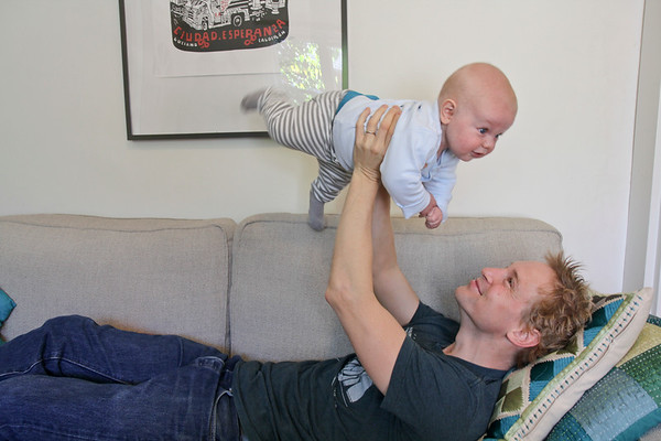 Charlotte, Johannes & Fela Baby Photo Session Set