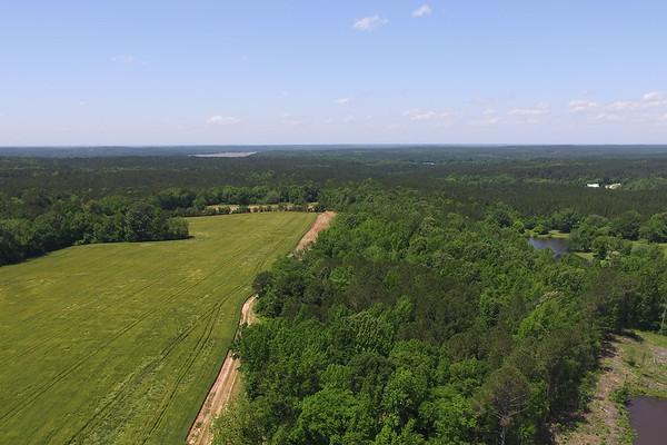 Drone Photos of Family Farm 2020