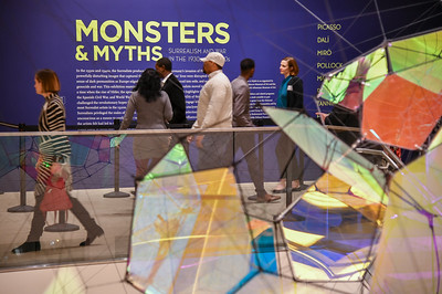 BMA- Monsters and Myths Opening 2-23-18