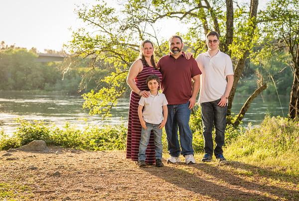 Davis Family - 2017