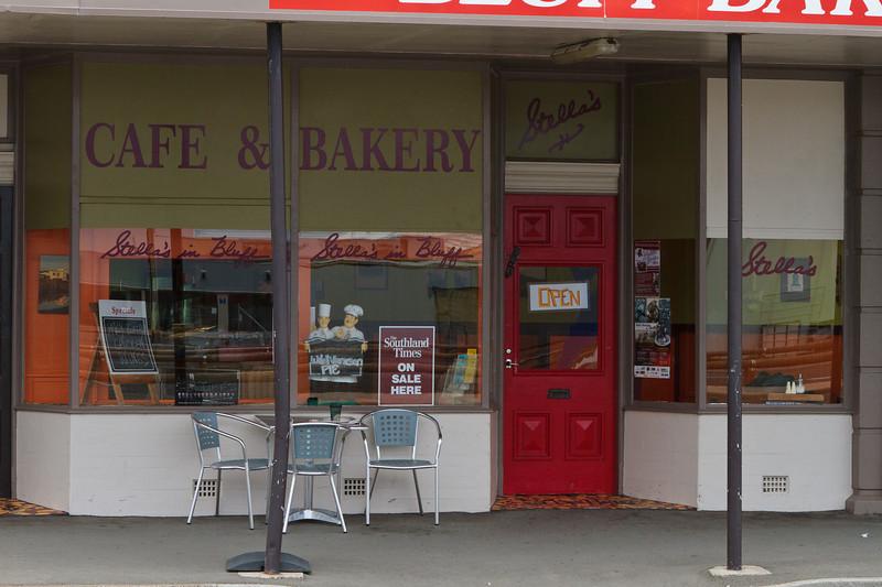 New Zealand - Stella's in Bluff