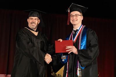 Graduates Get Diploma 2
